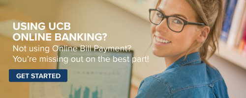 UCB Online Bill Payment