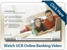 Watch UCB Online Banking Video