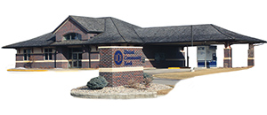 UCB Okoboji Office building image for the locations page