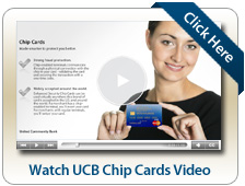 Watch UCB Chip Card Video