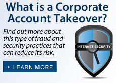 Learn About Corporate Account Takeover