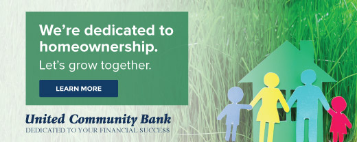 UCB Dedicated to homeownership. Let's grow together.