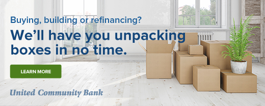 Buying, building or refinancing? We'll have you unpacking boxes in no time. Learn more.