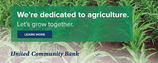 We're dedicated to agriculture. Let's grow together. Learn more.