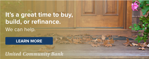 Great Time to Buy, Build or Refinance