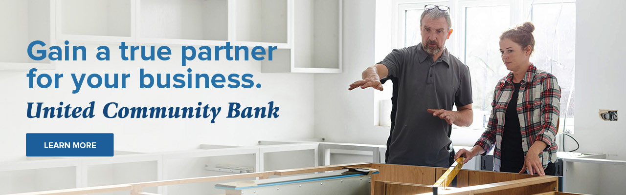 Gain a true partner for your business. United Community Bank.